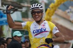 campeón de la Vuelta a Venezuela 2010 Tomas Gil estará en la III Vuelta a Bolivia