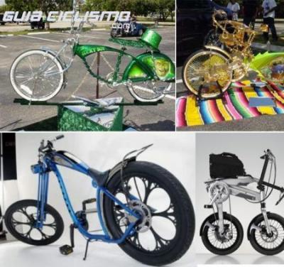 La Moda Tunin la bicicleta del fururo