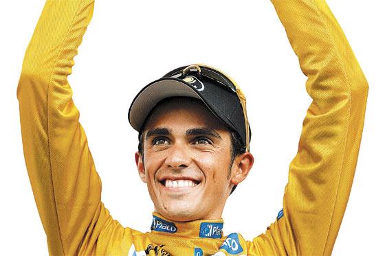 La UCI se inclina por exculpar a Contador del supuesto Doping