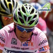 Danilo Di Luca, libre para correr