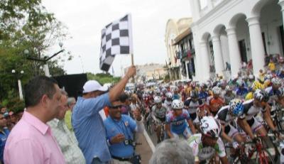 Arrancó la XXVI Vuelta al Zulia