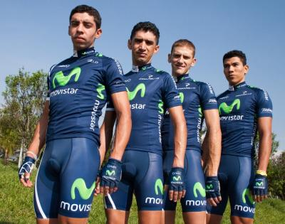 Movistar Team, a la cabeza de América Tour 2011