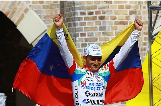 Venezolano Yonathan Monsalve se coronó nuevo campeón del Tour de Langkawi,