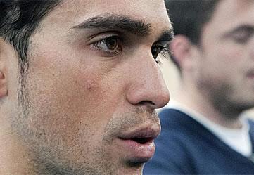 Declaraciones de Alberto Contador: