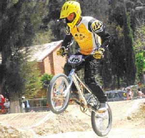 En Bolivia el bicicross tendrá su propia federación