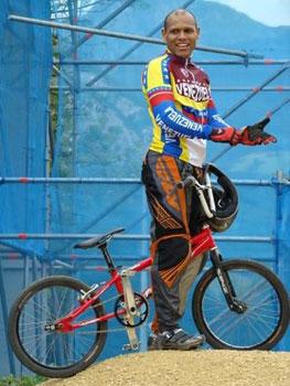 Jonathan Suárez con la mira puesta en los Olímpicos