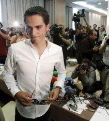 La sangre de Contador superó los niveles de clembuterol hasta en cuatro ocasiones
