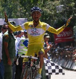 Venezuela confirmó la nómina para Vuelta Independencia Nacional