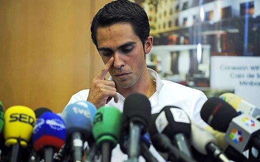 """UCI: """"El ciclismo no quiere ver a Contador crucificado"""""""