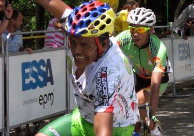 El Adios Ciclistico del Rapido Ochoa