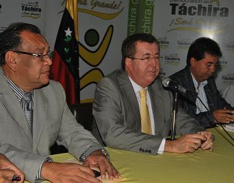 Comite Organizador tendra la Batuta de la Vuelta al Táchira 2012, Celebrada 1ra reunion