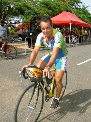 Muere John Figueroa Medrano, gloria del ciclismo dominicano