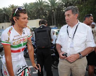 Omán desea organizar Mundial de ciclismo en ruta en 2015