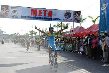 El kazajo Miras Bederbekov gana la II etapa B de la Vuelta Independencia Nacional