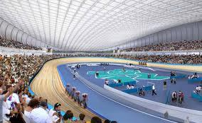 Campeón olímpico Chris  inaugura el velódromo de Londres-2012
