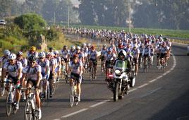 Israel será anfitrión de dos competiciones de ciclismo