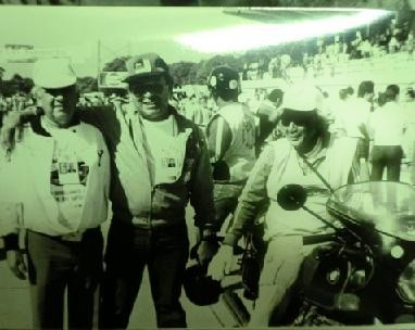 Ciclismo Venezolano de Luto por Muerte de Simon Armando Rodriguez