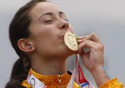 Colombiana Mariana Pajón 4ta del Ranking UCI en el Bicicróss