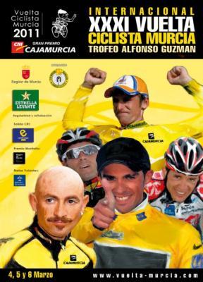 La Vuelta a Murcia tiene todos los alicientes de una gran prueba