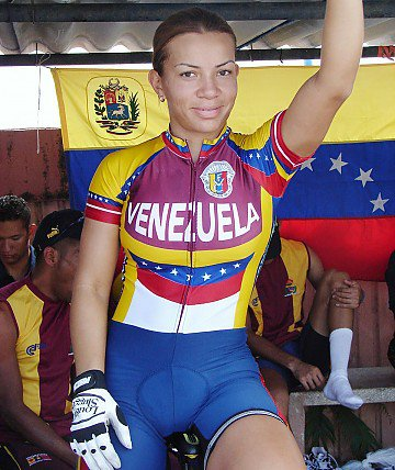 Angie González en la lista de las 150 Esperanzas Olimpicas Venezolanas