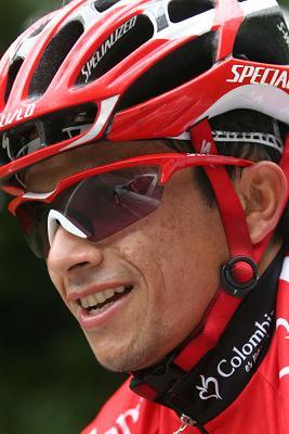Jhon Fredi Garcia gana la I Etapa de la Vuelta al Valle y Jairo Salas es el nuevo lider