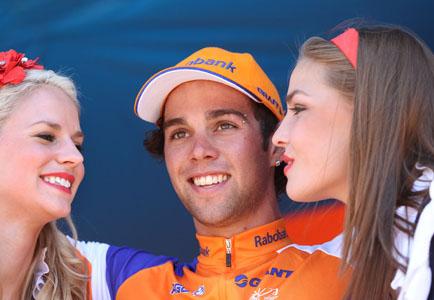 El australiano Michael Matthews (Rabobank) gana I Etapa de la XXXI Vuelta a Murcia