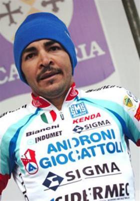 Serpa es ambicioso: Pienso que puedo acabar entre los cinco primeros el Giro