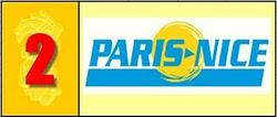Etapas y Dorsales de la París-Niza  UCI World Tour