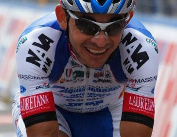 Colombiano Jose Serpa a la Milán San Remo