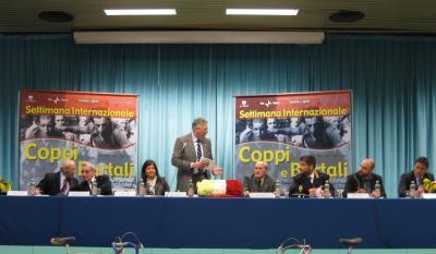 Del 22 al 26 marzo se corre la Settimana Internazionale Coppi e Bartali