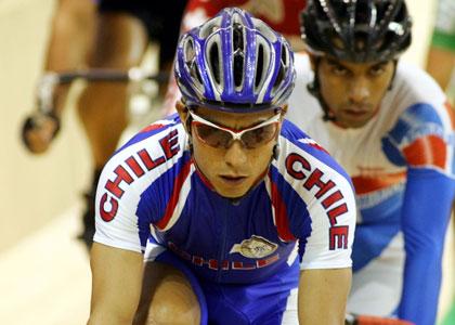 Chileno Marcos Arriagada lidera el Ranking UCI America a Pesar de su positivo
