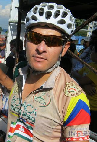 Boyacá Orgullo de América a la Vuelta Regional del  Caribe