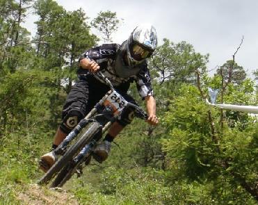 Las lluvias obligan a diferir Nacional de ciclismo mtb en Bolivia