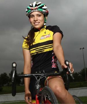 Arreola y Gaxiola unicas  Méxicanas en Mundial de Ciclismo