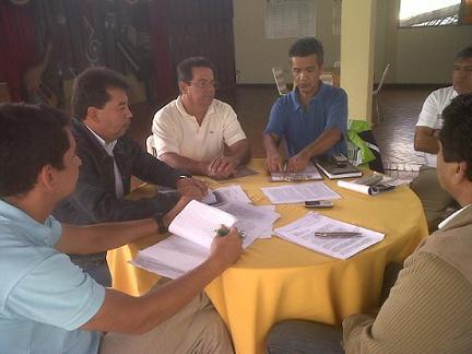 Se reunieron Mesas de Trabajo por la Vuelta al Tachira