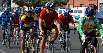 Del 15 al 17 de Abril se correra la XV Vuelta al Táchira Máster