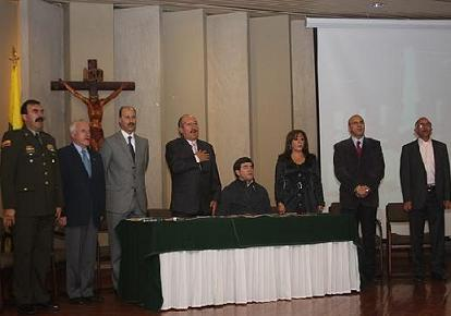 Exitosa presentación del Panamericano de Ciclomontañismo de Chía en Bogotá