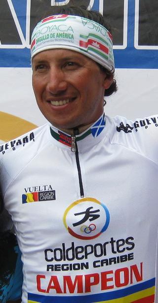Iván Mauricio Casas Campeón de la I Vuelta Región del Caribe