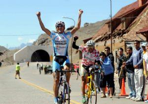 Luciano Montiveros Campeon de la vuelta de Mendoza