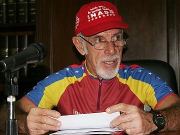 Campeón Albeo Otazo anuncia su retiro del ciclismo de montaña