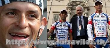 Ciclistas Venezolanos Jose Rujano, Carlos Ochoa y Jakson Rodrigues, Correran en la Settimana Coppi e Bartali en Italia