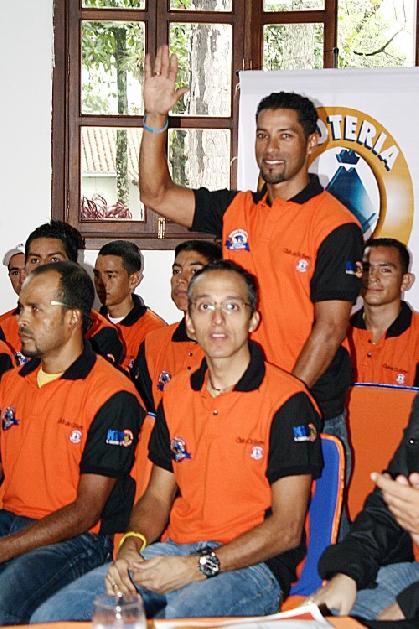 Presentado Equipo Loteria del Tachira para la Temporada 2011