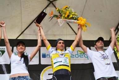 Oscar Sevilla,  campeón de la Clásica del Café Coldeportes 2011