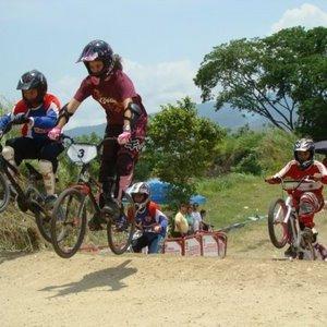 Todo un exito I Válida Regional de Bicicross en el Estado Bolivar