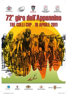 Este domingo 10 de Abril se corre la 72 Edicion del Giro dell'Appennino con los equipos Colombia Es Pasion y el Equipo Italo Venezolano Androni Giocattoli, con Jose Rujano en Accion