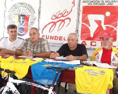 Presentada la Vuelta Ciclística Master a Lara