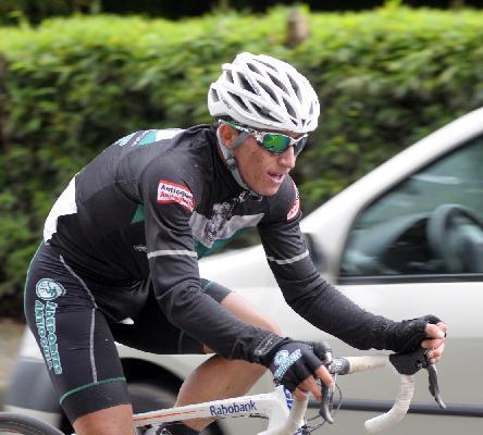 Sergio Luis Henao gana 2da etapa consecutiva de la Clásica Héroes de la Patria