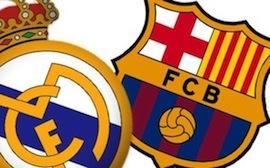 Transmision en vivo Real Madrid vs Barcelona