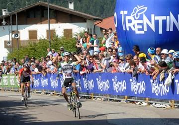 Fabio Duarte gana la 3ra Etapa del Giro del Trentino