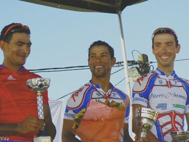 Venezolano Miguel Ubeto Campeon de la Vuelta Ciclista a Martinica 2011